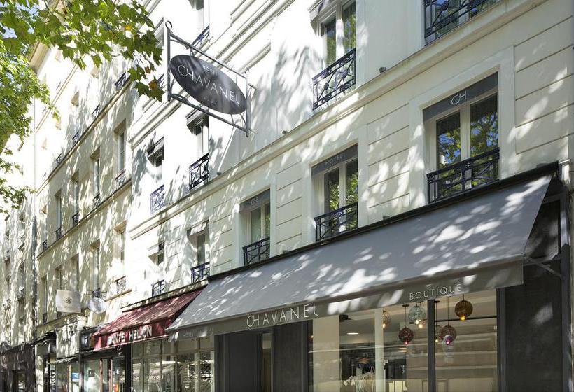 H tel chavanel paris partir de 71 destinia for Hotel france numero