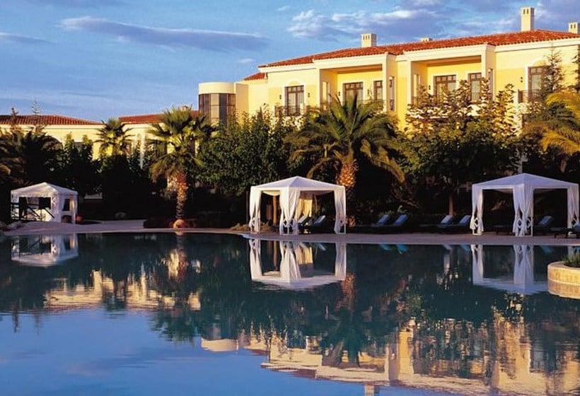 Piscine Hôtel Hyatt Regency Thessaloniki Thessalonique