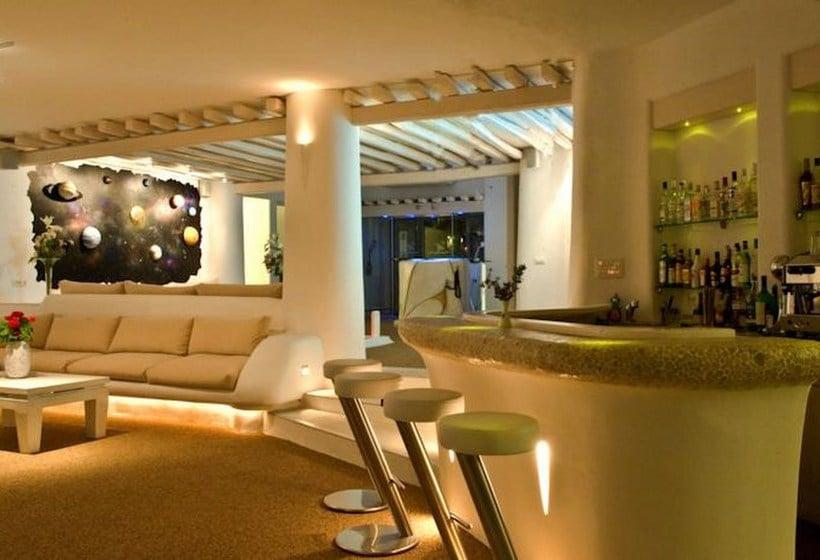 커피점 호텔 Ilio Maris 미코노스