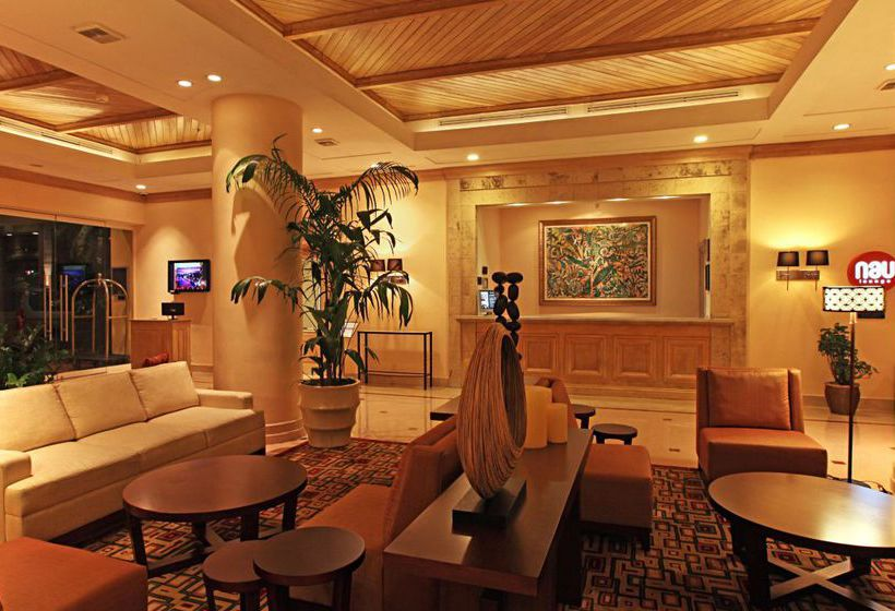 Réception Hôtel InterContinental Real San Pedro Sula
