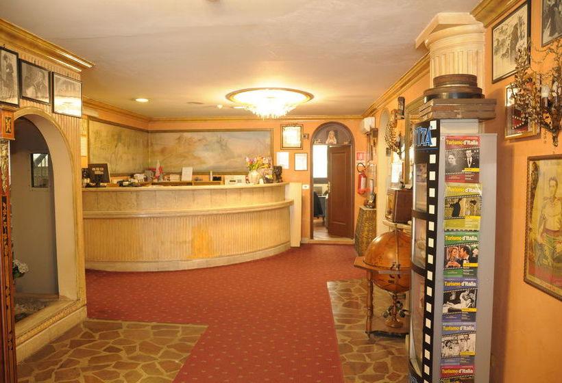 Hotel Cinecitta Roma