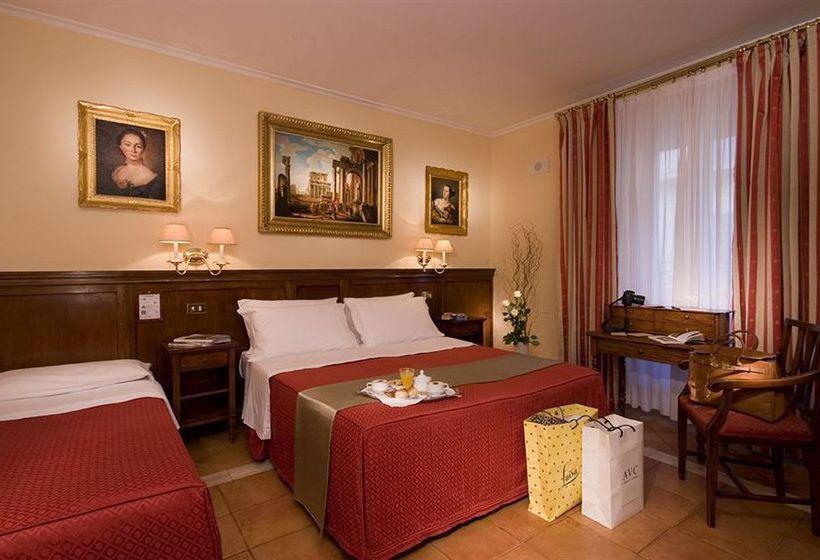 Hotel Des Artistes Rom