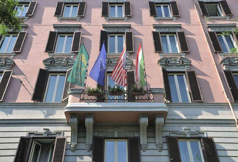 Hôtel Mecenate Palace Rome