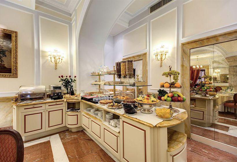 Hotel Albergo Del Senato Roma