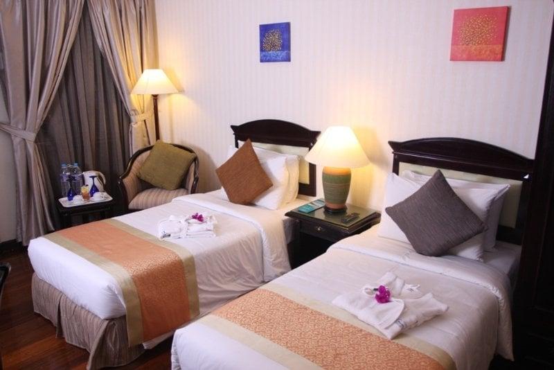 Sibu Island Resort Kota Tinggi