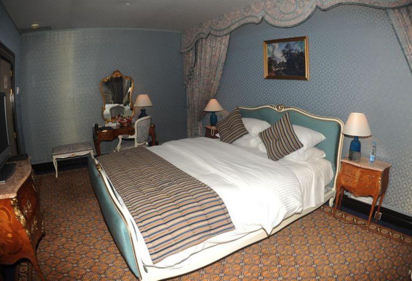 اتاق هتل Intercontinental Taif  طائف