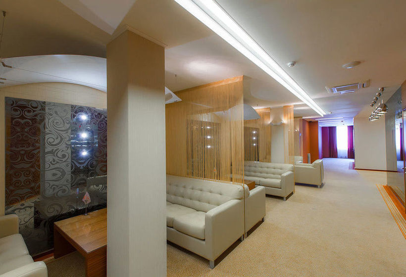 Hôtel Victoria Tcheliabinsk