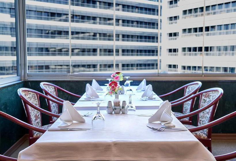 Restaurante Hotel Feronya Istambul