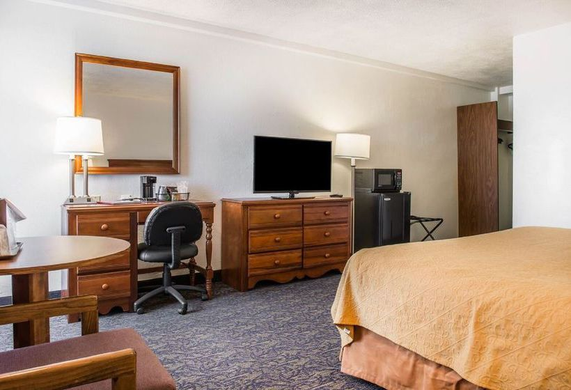 Hotel Quality Inn University Center Pittsburgh