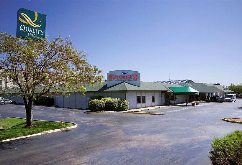 Hotel Quality Inn Westport Maryland Heights