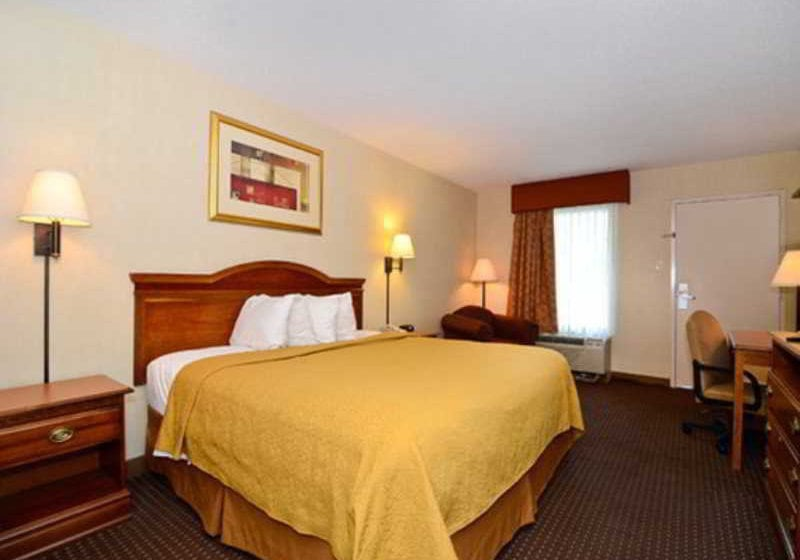 호텔 Quality Inn Natchez
