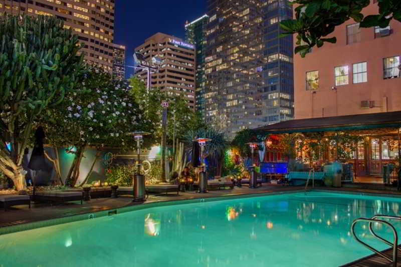 Figueroa Hotel 로스앤젤레스