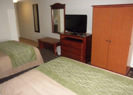 Hôtel Comfort Inn Cleveland