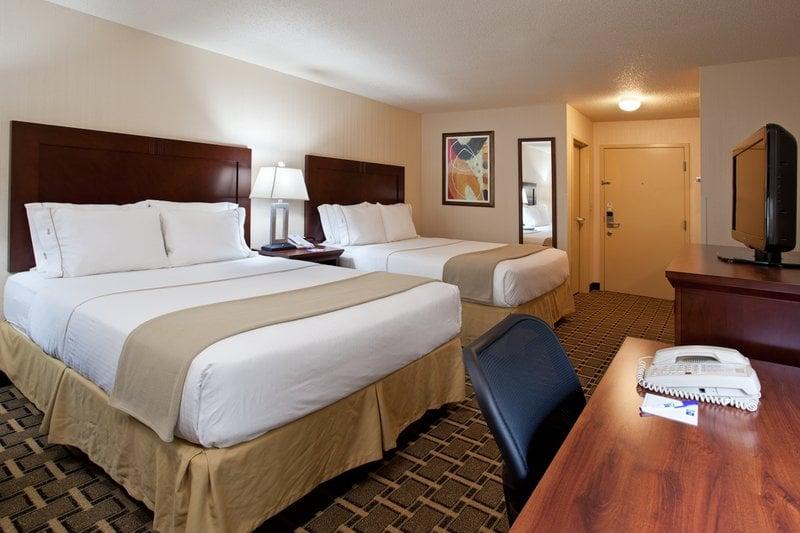 호텔 Holiday Inn Express Meadville (I-79 Exit 147A)