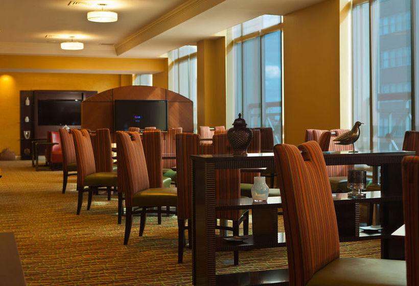ホテル Philadelphia Marriott Downtown フィラデルフィア