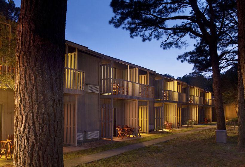 Hotel refuge motor inn chincoteague island as melhores for Island motor inn resort