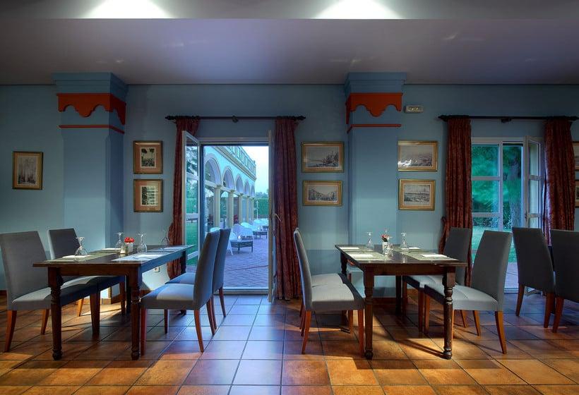 Restaurante Exe Gran Hotel Solucar Sanlucar la Mayor