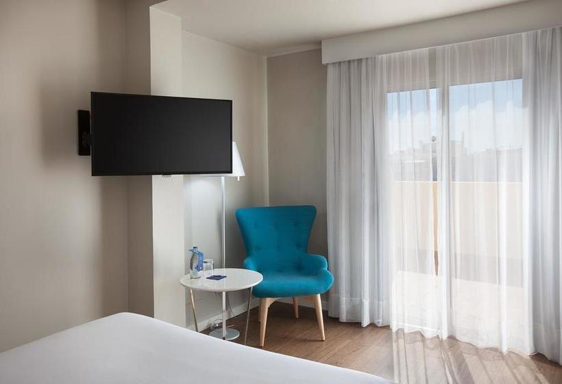 ホテル NH Las Palmas Playa Las Canteras ラス・パルマス・デ・グラン・カナリア