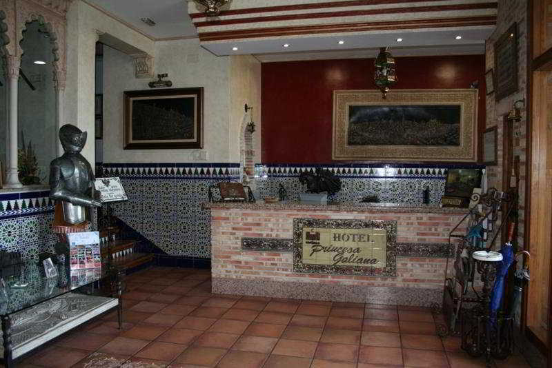 Hotel Princesa Galiana Toledo