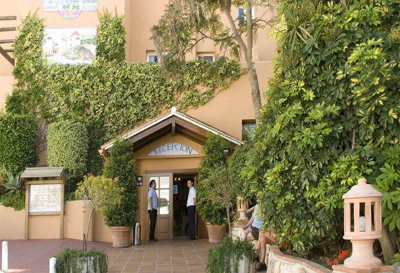 Aussenbereich Apartamentos Muthu Grangefield Oasis Club Mijas Costa