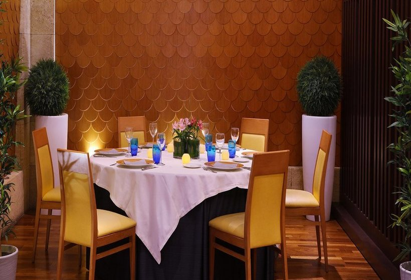 Restaurant Hotel Abba Fonseca Salamanca