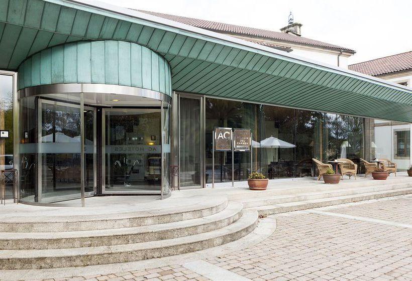 Hôtel AC Palacio del Carmen Saint-Jacques-de-Compostelle