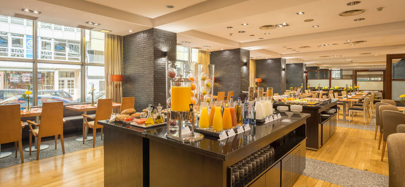 Restaurant Hotel Hesperia A Coruña A Corunya