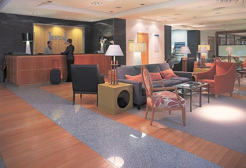 Common areas Hotel Hesperia A Coruña A Corunya