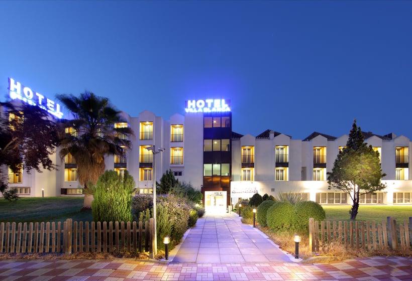 Hotel Macia Villa Blanca Albolote