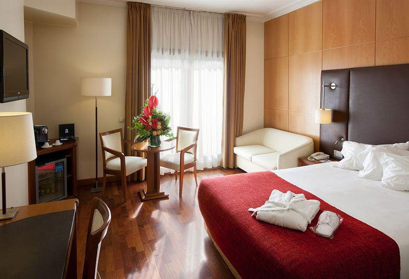Nh Hotel Lisboa Campo Grande