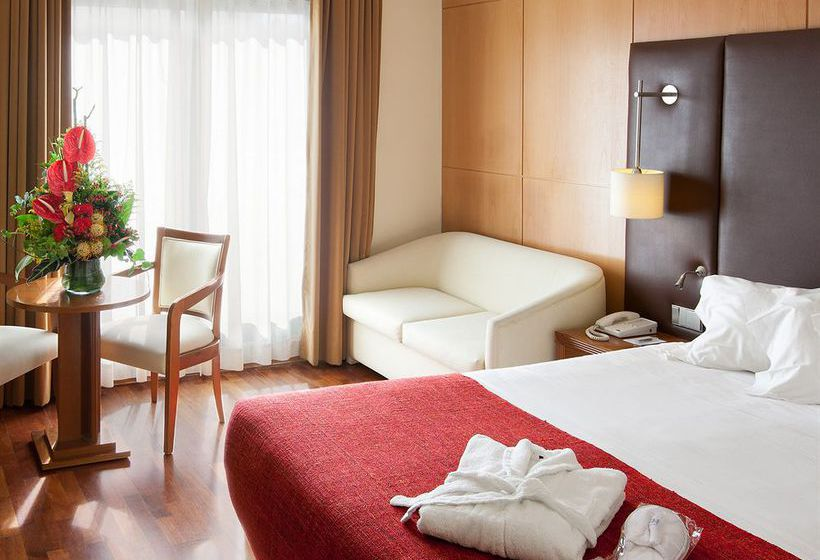 Hôtel NH Campo Grande Lisbonne
