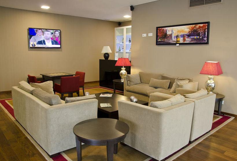 مناطق متداول هتل VIP Executive Saldanha لیسبون