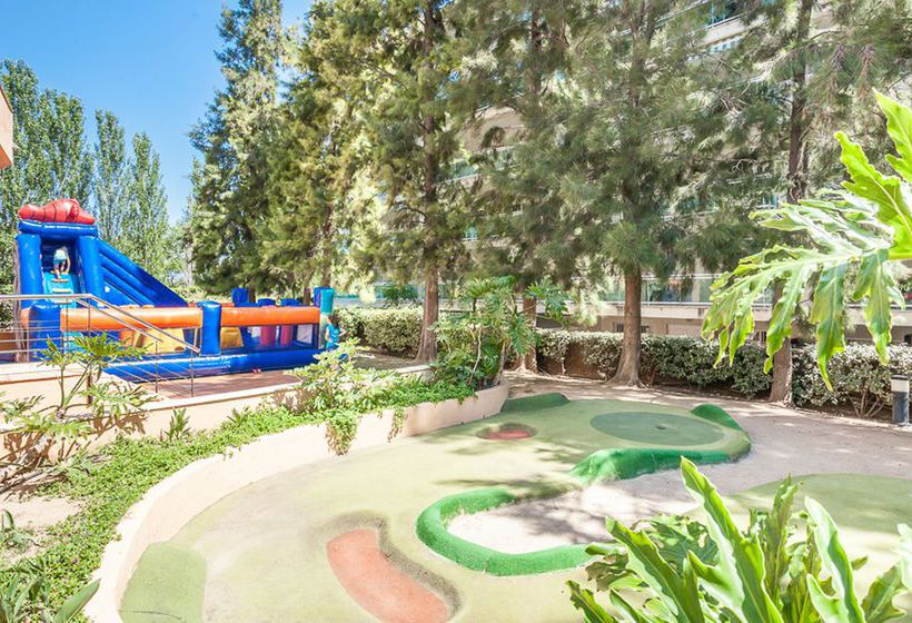 Children?s facilities 4R Regina Gran Hotel Salou