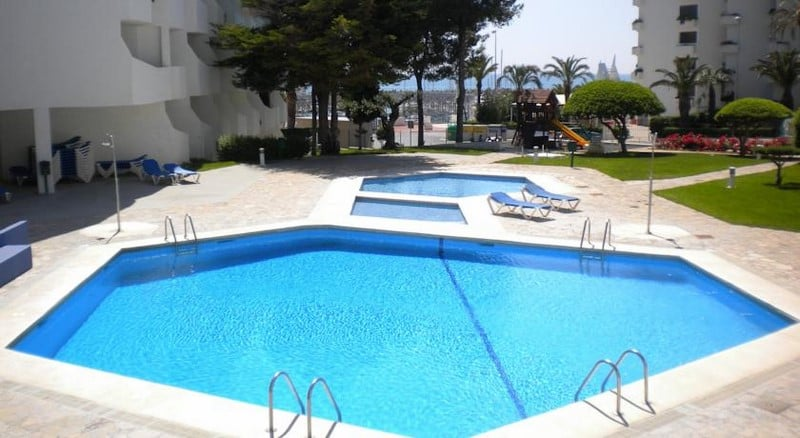 Swimming pool Complejo Eurhostal Alcoceber