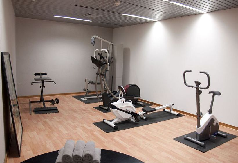Sports facilities Hotel 3K Madrid Lisbon