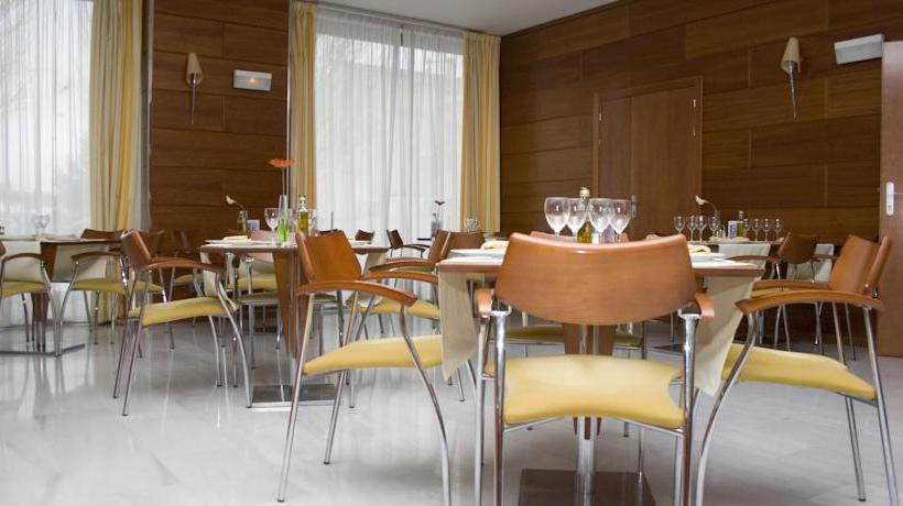 مطعم فندق Alaquás ألاكواس