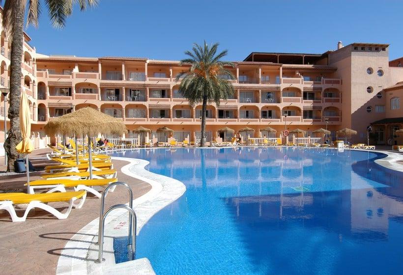 Hotel Bahía Tropical Almunyécar