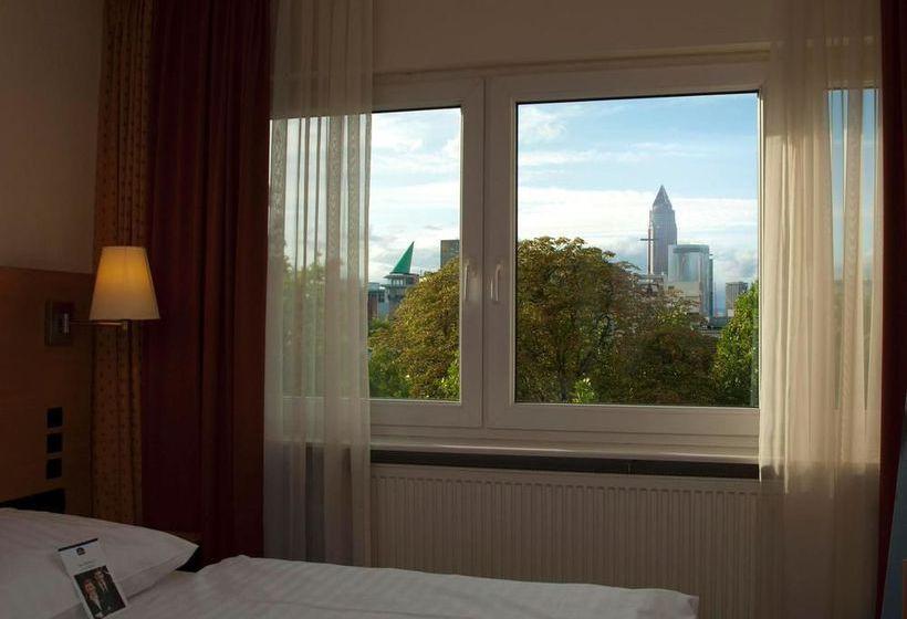 فندق Best Western Plaza فرانكفورت