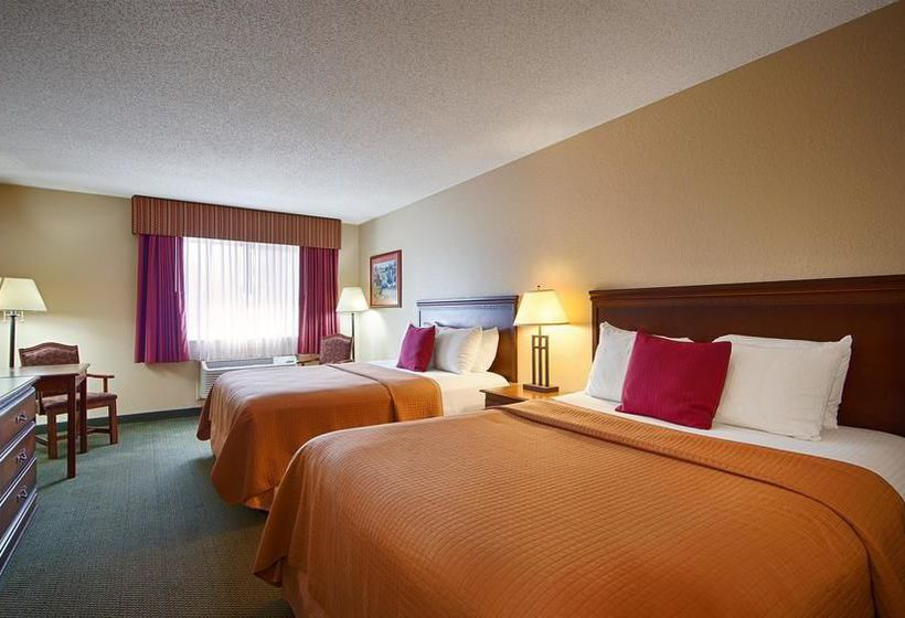 Hotel Best Western TimberRidge Inn Grove