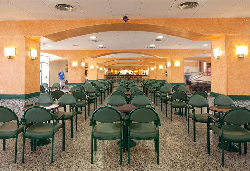 회의실 호텔 H Top Royal Star & Spa 로렛 드 마르