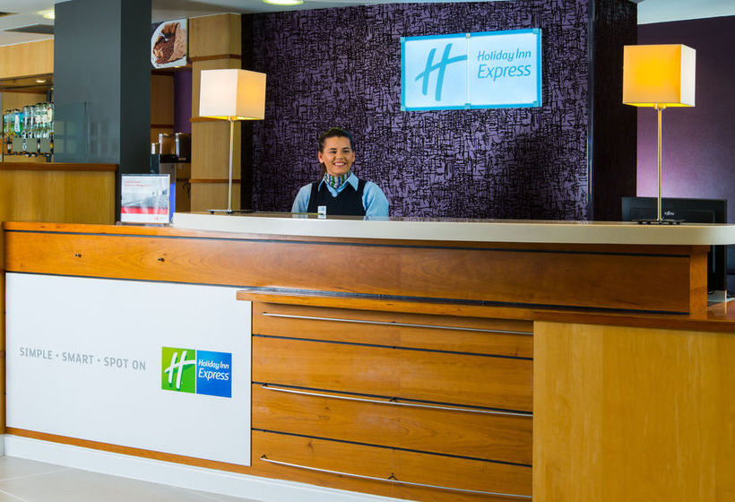 Hotel Holiday Inn Express Glasgow City Centre-Riverside