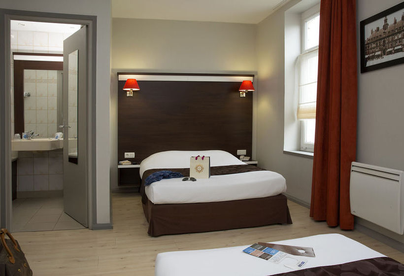 hotel kyriad lille centre gares lille the best offers with destinia. Black Bedroom Furniture Sets. Home Design Ideas