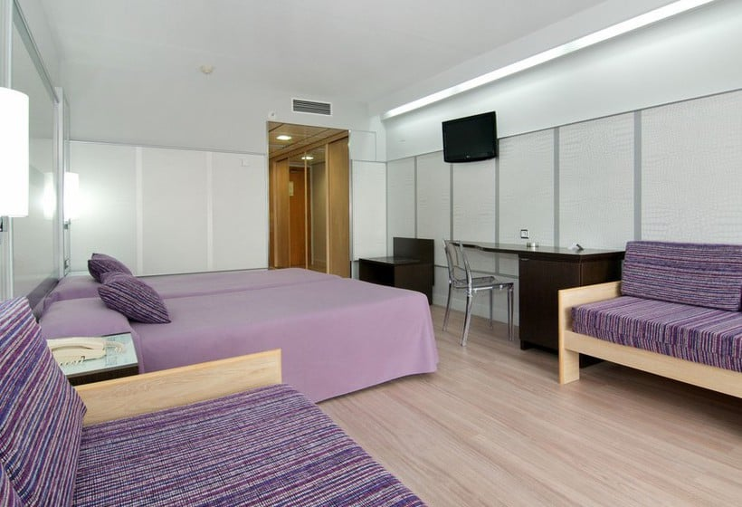 Camera Hotel MedPlaya Flamingo Oasis Benidorm