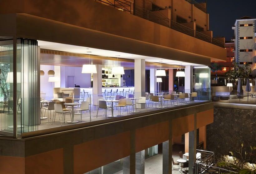 Cafeteria Hotel Meliá Jardines del Teide Costa Adeje