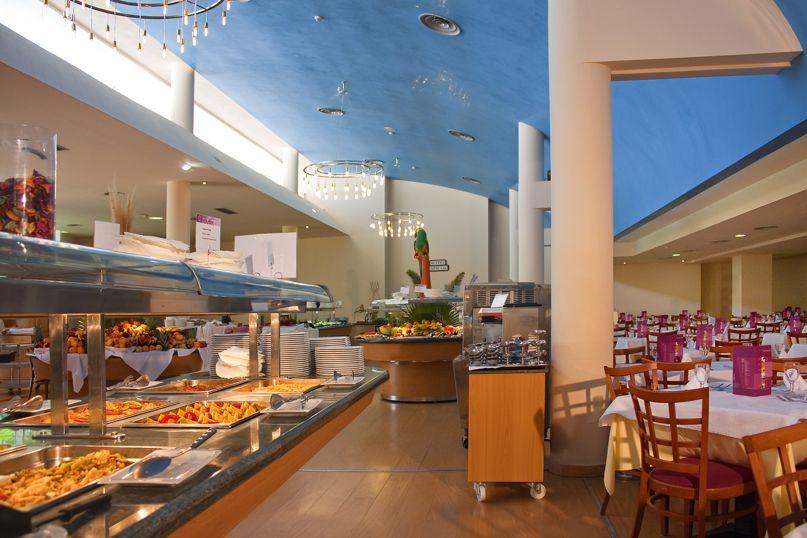 Restaurant Hotel Servigroup Marina Playa Mojacar