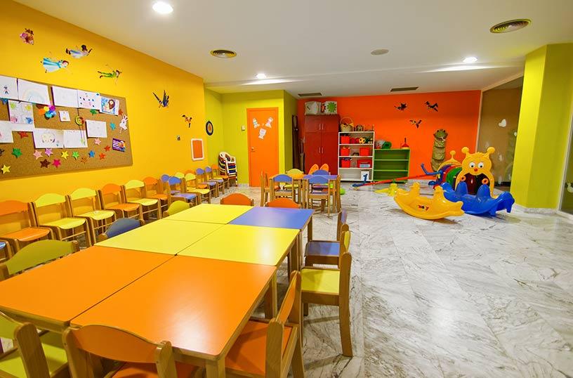 Children?s facilities Hotel Servigroup Marina Playa Mojacar