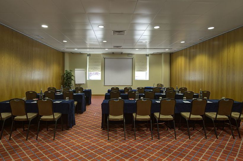 Meeting rooms Hotel Tivoli Oriente Lisbon