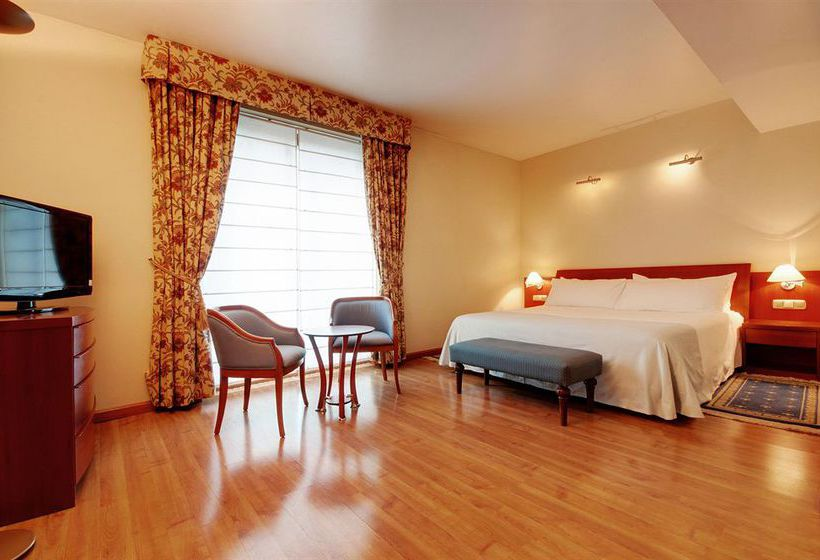 Hotel Tryp Rey Pelayo Gijon