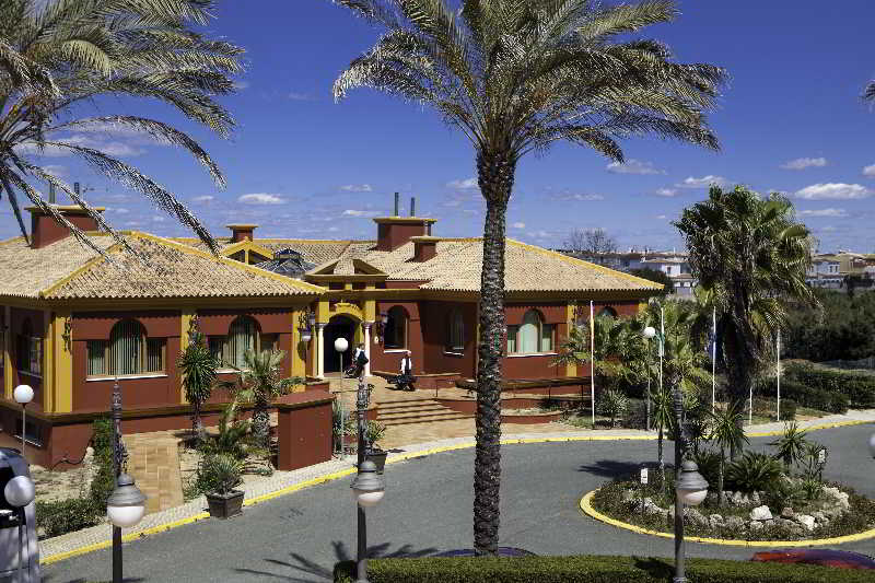 外部 Dunas de Doñana Resort マタラスカニャス