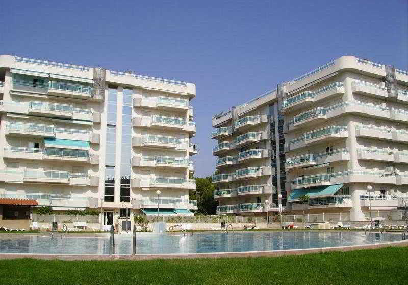 Apartamentos larimar salou partir de 20 destinia - Apartamentos murillo salou ...